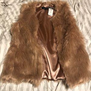 Pinky Nude Fur Vesr
